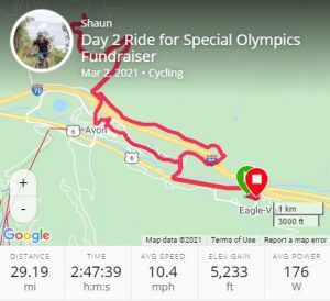 Day-2-ride-for-fundraiser-special-olympics-colorado