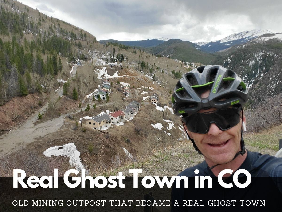 Real Ghost Town Spot the difference