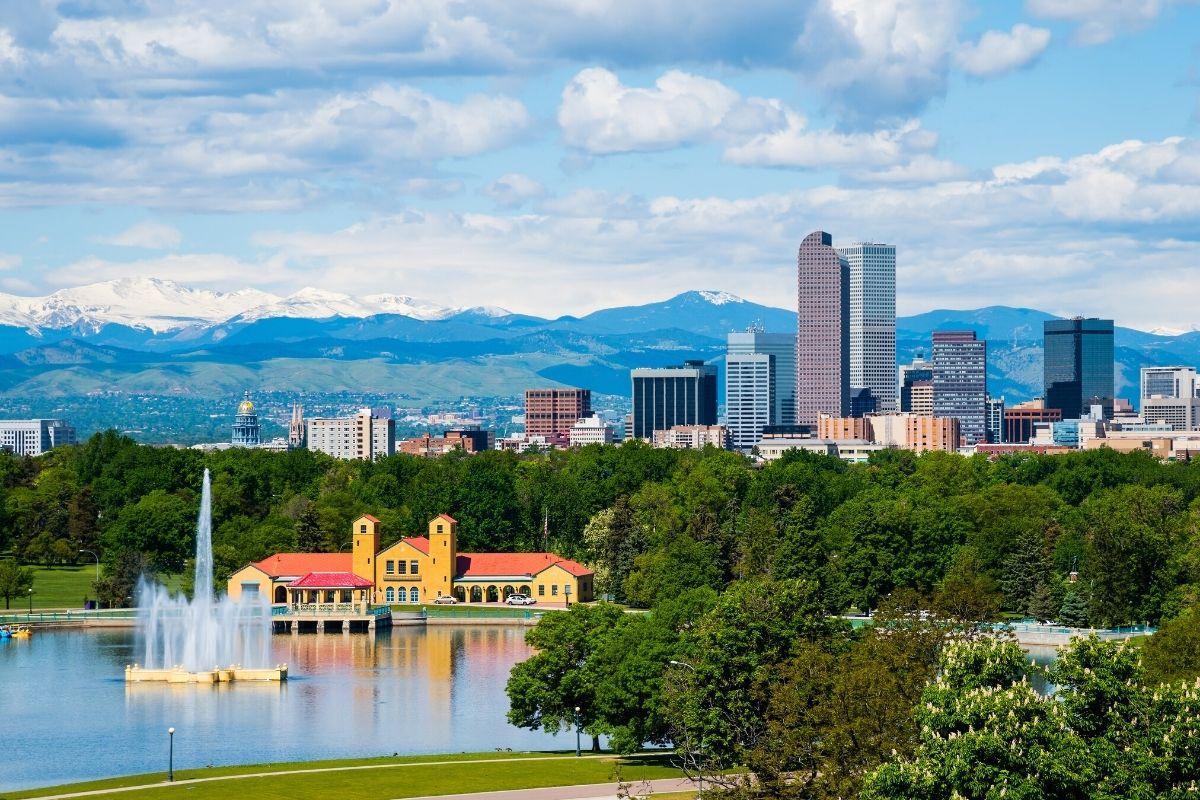 Denver-Colorado-The-Mile-High-City