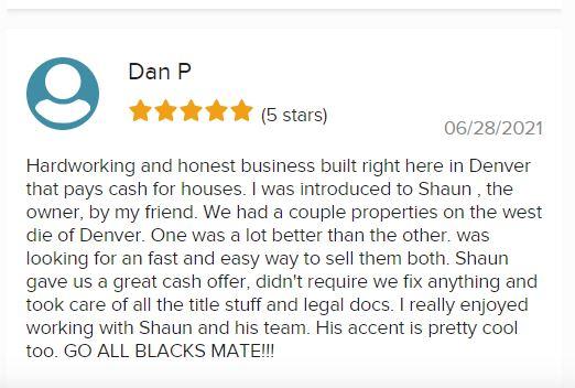 bbb-5-star-review-of-Denver-cash-house-buyer